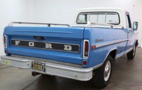 Ford 250-hinten