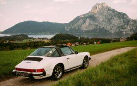 Porsche Slider-Homepage